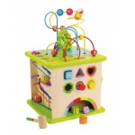 Activity Centre Cube - Country Critters - Hape