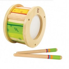 Early Melodies Wooden Drum - Hape