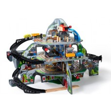 Mighty Mountain Mine Train Set - Hape
