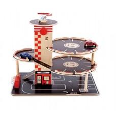 Park & Go Garage - Hape Toys