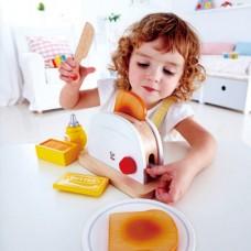 Pop up Toaster Set - Hape