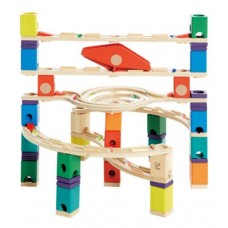 Quadrilla Loop de Loop Marble Run 129pc