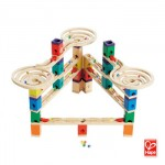 Quadrilla Vertigo Marble Run Set 133 pieces - Hape