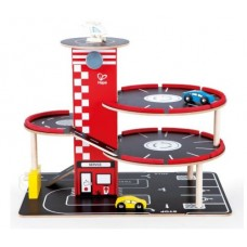 Race Around Parking Garage - Hape  LIMITED STOCK