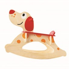 Rock-A-Long Puppy Ride On - Hape  LIMITED STOCK