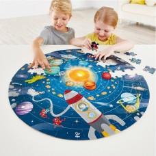 102 pc Hape - Solar System Puzzle