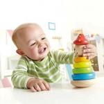 Stack & Swivel Clown - Hape Toys