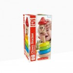 Stack & Swivel Clown - Hape Toys