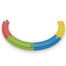 Train - Rainbow Track Pack - Hape