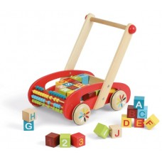 ABC Walker Wagon - Janod