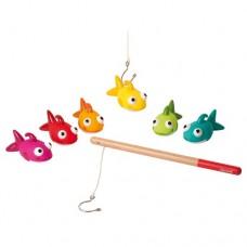 Fishy Fishing Game - Janod