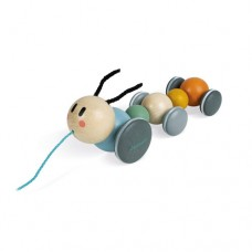 Pull Along Caterpillar - Cocoon - Janod