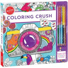 Colouring Crush - Klutz