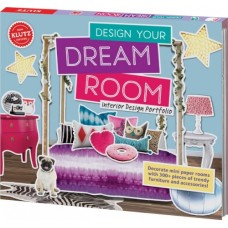 Design Your Own Dream Room - Klutz