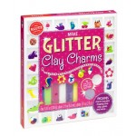 Clay Charms Glitter - Klutz