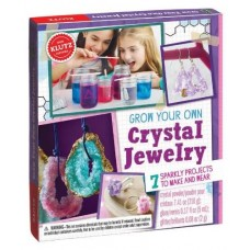 Grow Your Own Crystal Jewellery - Klutz  NEW