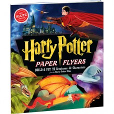 Harry Potter Paper Flyers - Klutz