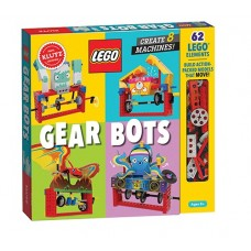 Lego Gear Bots - Klutz NEW