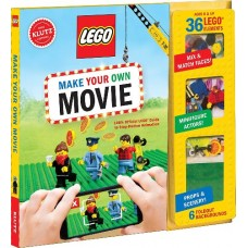 Make Your Own Lego Movie - Klutz  NEW in 2017