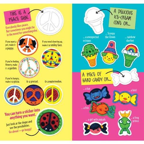 Sticker design studio klutz