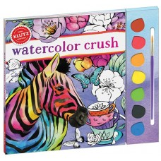 Watercolour Crush - Klutz NEW