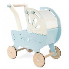 Pram Moonlight Wooden -  Le Toy Van