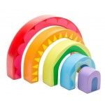 Rainbow Tunnel - Petilou - Le Toy Van