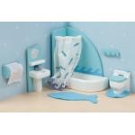 Dolls House Furniture - Sugar Plum Bathroom - Le Toy Van