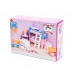 Dolls House Furniture - Sugar Plum Children's Room - Le Toy Van
