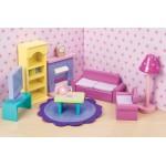 Dolls House Furniture - Sugar Plum Lounge / Sitting Room - Le Toy Van