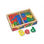 Alphabet Magnets In A Box of 52 - Melissa & Doug