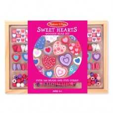 Bead Set Sweet Heart - Melissa & Doug
