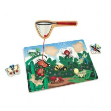 Magnetic Game Bug Catching - Melissa & Doug
