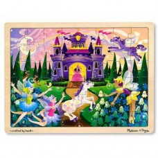48 pc Melissa & Doug - Fairy Tray Puzzle