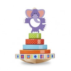 Elephant Rocking Stacker - Melissa & Doug