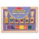 Stamp Set - Happy Handle  - Melissa & Doug