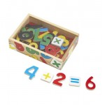 Number Magnets Wooden - Melissa & Doug