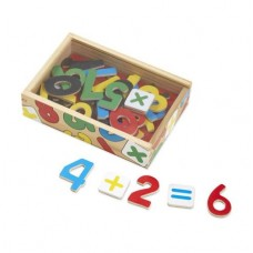 Number Magnets Wooden - Melissa & Doug