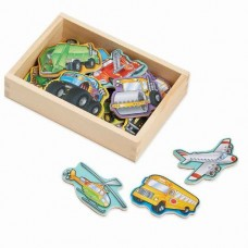 Magnets - Vehicles - Melissa and Doug