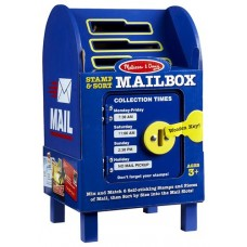 Mailbox Stamp & Sort - Melissa & Doug
