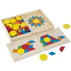 Pattern Blocks & Boards - Melissa & Doug