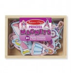 Magnets - Princess - Melissa and Doug *