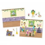 Stickers Reusable - Fairies - Melissa & Doug