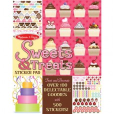 Stickers Scratch n Sniff Tasty Treats -  Melissa & Doug