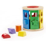 Shape Sorting Drum - Melissa & Doug