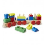 Stacking Train Wooden - Melissa & Doug