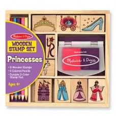 Stamp Set - Princess - Melissa & Doug