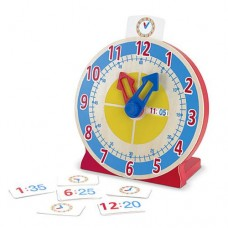 Turn & Tell Clock - Melissa & Doug