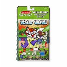 Water WOW Wacky Animals - Melissa & Doug