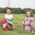 Bouncy Rider - Unicorn